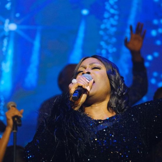 Singer, Sinach reveals the source of her inspiration