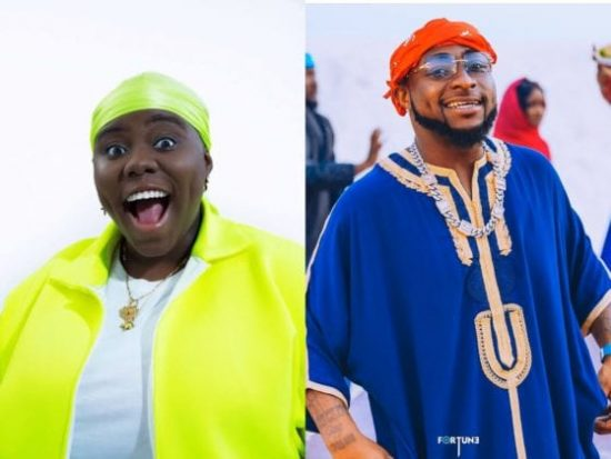 Teni reveals why she featured only Davido in her album