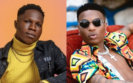 Upcoming artiste, Wisekid, called out after reportedly copyrighting Wizkid's songs