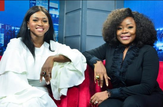 Waje celebrates music BFF, Omawumi with a lovely note on her birthday