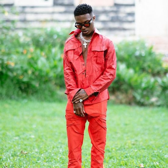 Wizkid new post causes confusion amongst fans