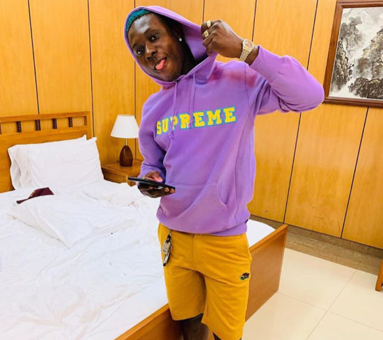 Zlatan Ibile Advises Fans on how to get blessed without any 'soap'