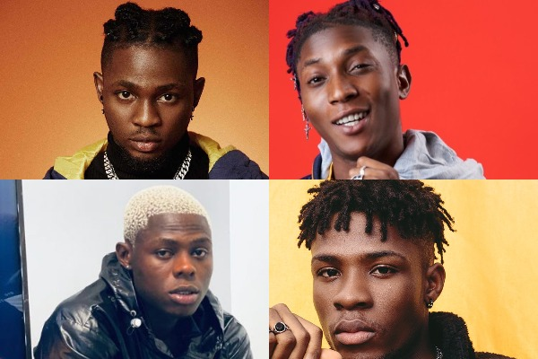 All-time Most streamed Nigerian EPs on Audiomack