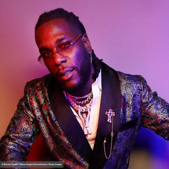 Burna Boy Set To host his First Headline concert At The O2