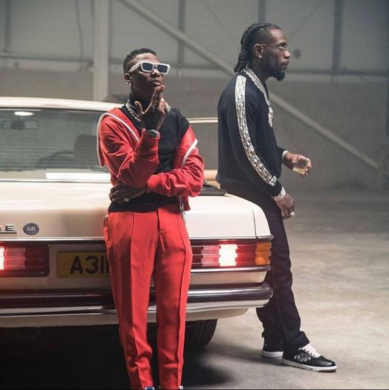 Burna Boy and Wizkid bag nominations for BET Awards 2021