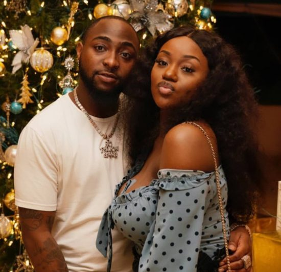 Clark Adeleke advises Chioma on her relationship with his cousin, Davido