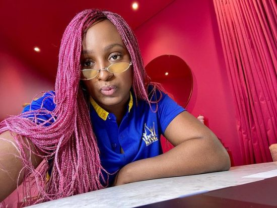 DJ Cuppy advises a follower who says he can't stand her