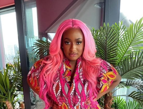 DJ Cuppy announces the end of her hosting duties on Apple Africa Now radio show.