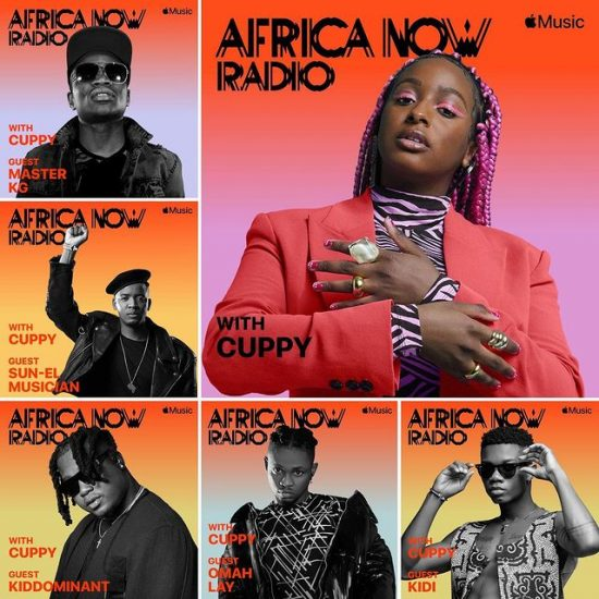 DJ Cuppy announces the end of her hosting duties on Apple Africa Now radio show