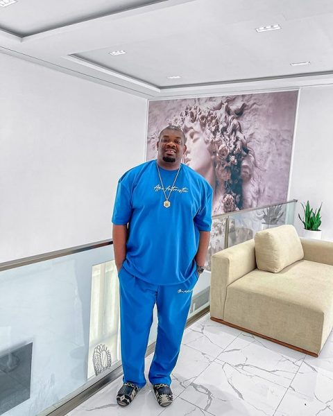 Don Jazzy opens up on Marital life, business and Political ambitions