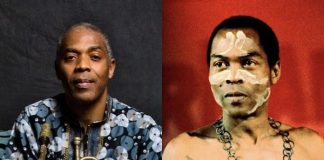 Femi Kuti reacts to Fela missing out on the 2021 Rock and Roll Hall of Fame induction