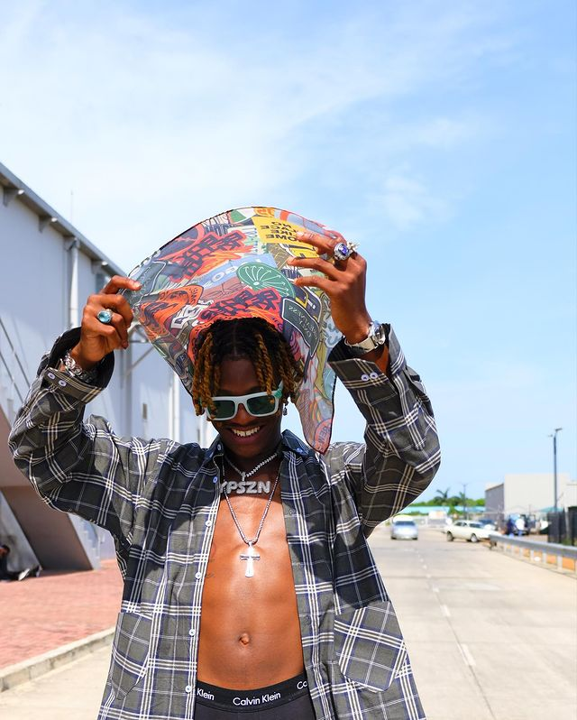 PsychoYP is one of the brightest stars in the Nigerian hip-hop scene