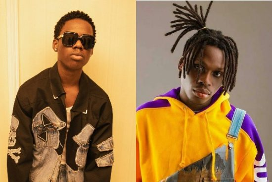 Rema and Fireboy DML team up for a powerful collaboration