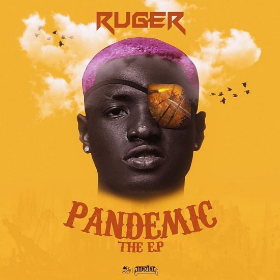 Ruger - Bounce mp3
