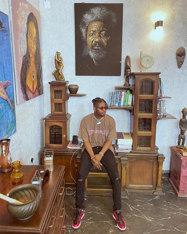 T - Classic on the threshold of the new generation of Afropop
