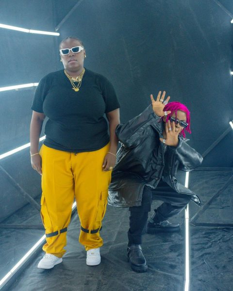 Teni and Candy Bleakz collaborate on a new song Baba Nla