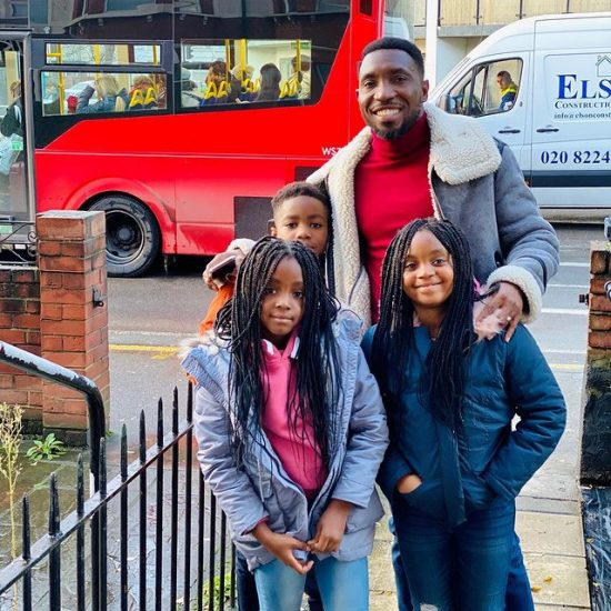 Timi Dakolo shares his biggest fear for his kids