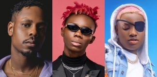 Top 10 most played Nigerian songs on Apple music chart