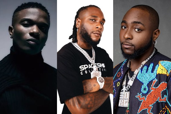 Nigerian songs with credible global certifications