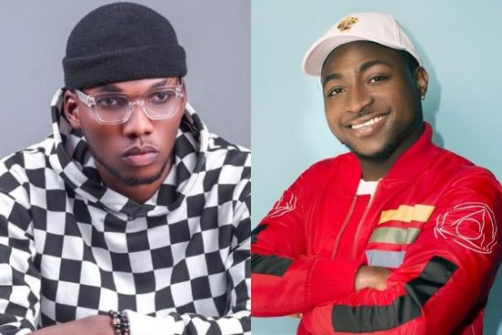 Victor AD reacts to rumors that Davido stole his song