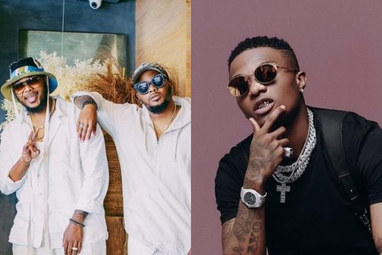 Wizkid Links Up with Major League DJz for a collaboration