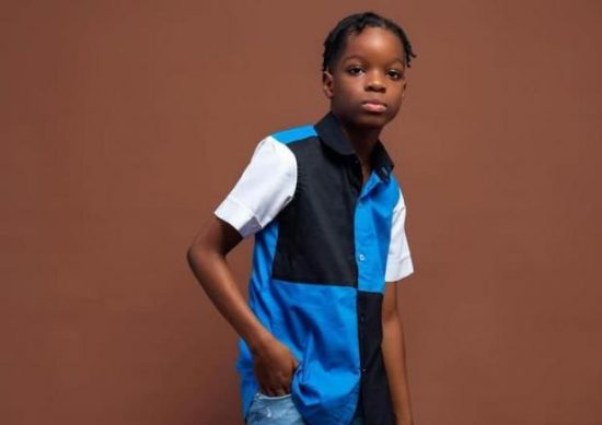 Wizkid's First Son, Boluwatife Set To Release His First Single