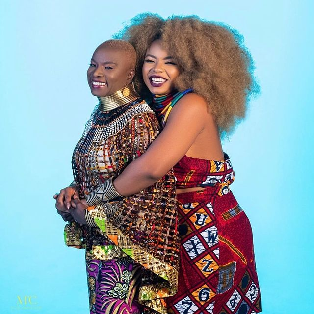 Angélique Kidjo artistry personified as a creative legend on 'Mother Nature' [Review]