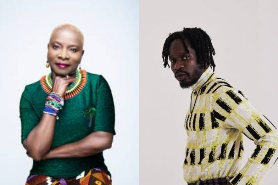 Angelique Kidjo shares how she connected with Mr Eazi for a collaboration