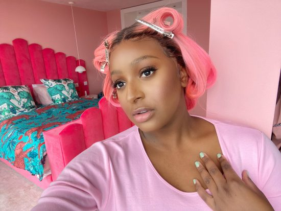 DJ Cuppy reveals what being sexy means to her.