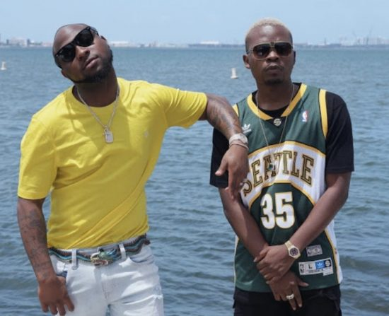 Davido and Olamide appreciated for staying true to their culture in music industry