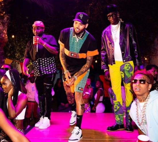 Davido drops hints on the next music video he is shooting