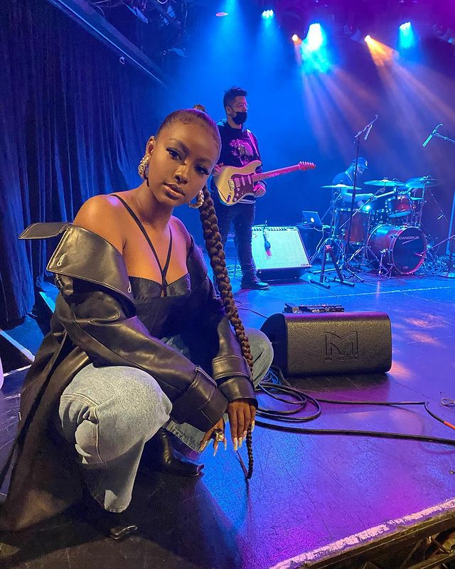 """Expectations from Justine Skye's forthcoming album """"Space & Time"""""""