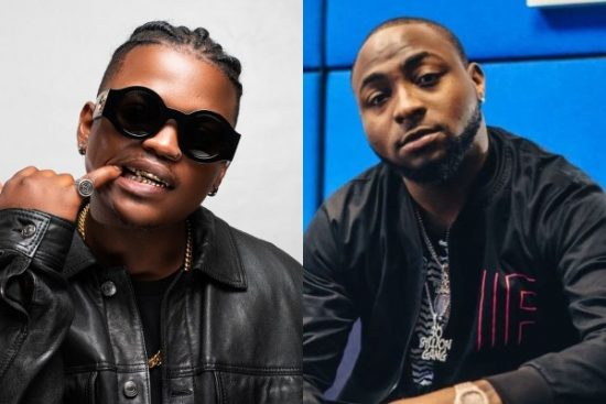Focalistic and Davido Hint on a New Collaboration