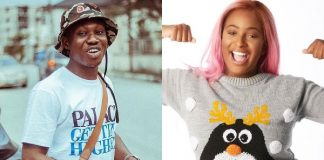 Nobody is above blocking, go and ask Cuppy - Zlatan tells a fan