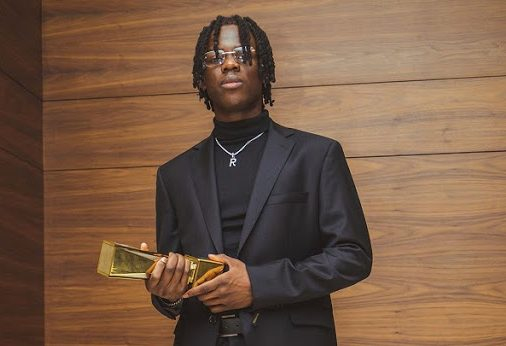 Rema makes it to the Forbes Africa 30 under 30 list for 2021
