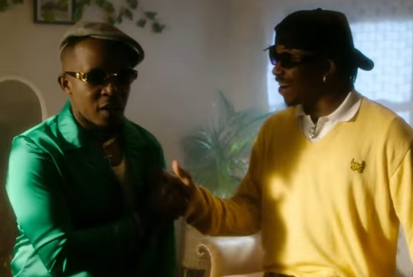 M.I Abaga ft. Oxlade - All my life Video