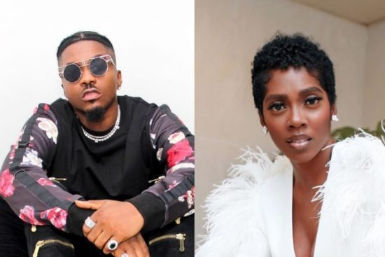 Skiibii hails Tiwa Savage for allegedly ordering 5 bottles of expensive tequila