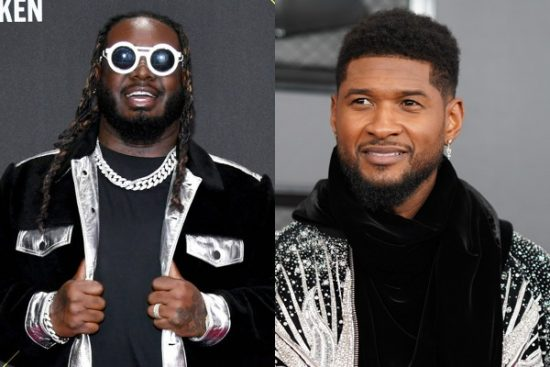 T-Pain Reveals how Usher made him fall Into Depression