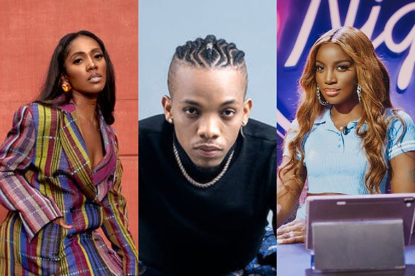 Show us everything if you want to trend - Tekno trolls