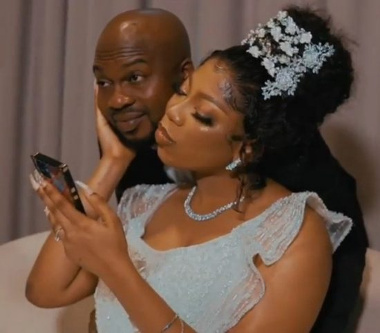 Barry Jhay Reacts to Video Vixen, Bolanle Marriage drama