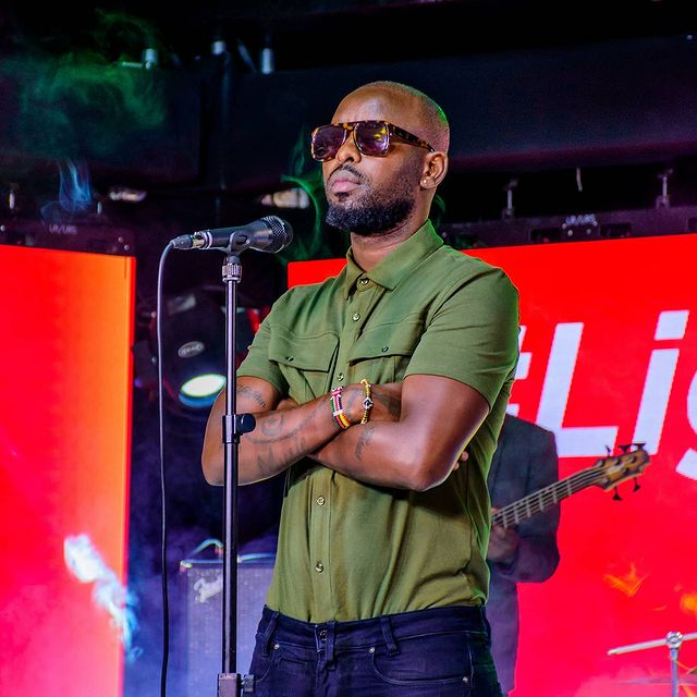 Eddy Kenzo's status as a worldwide superstar is well-represented.