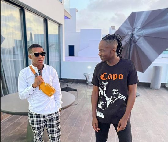 Mr Eazi reacts as Small Doctor chooses him as his relationship advisor