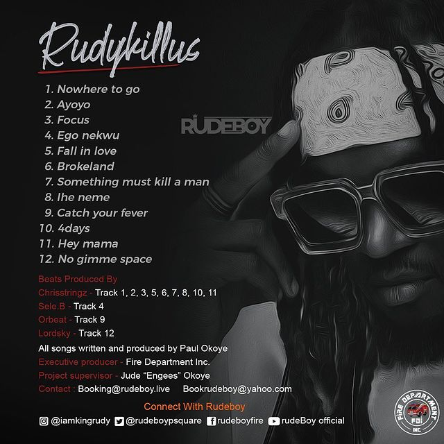 'RudyKillUs' is more confirmation that Rudeboy was the duo's grand forerunner