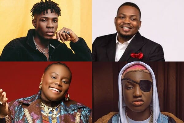So far, Joeboy, Olamide, Teni, and others have had the most albumstreams on Boomplay in 2021.