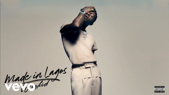 Lojay, Olamide, and Wizkid dominate Nigeria apple music top albums chart