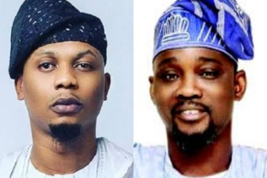 Top Nigerian artistes who are also great Nollywood actors