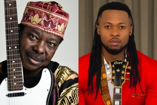5 Nigerian artists who are great dancers