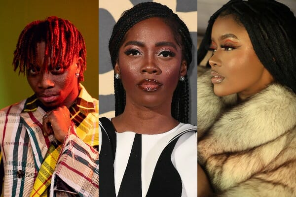 5 new essential projects by afrobeat artistes to vibe to this week