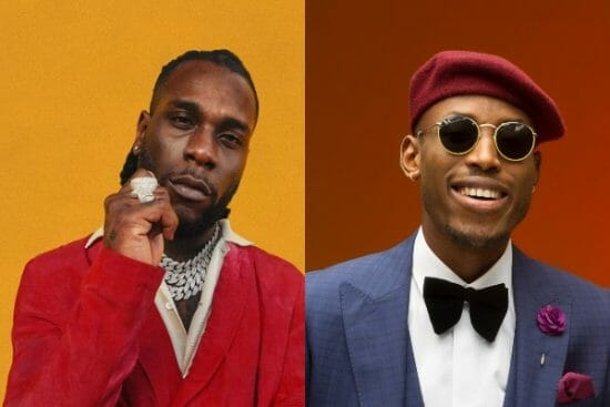 Burna Boy and Mr 2kay bury the hatchet four years after their messy beef