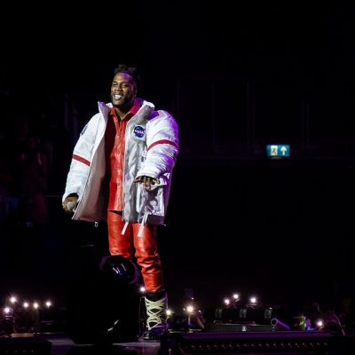 Nigerian artists who have sold out international concert locations